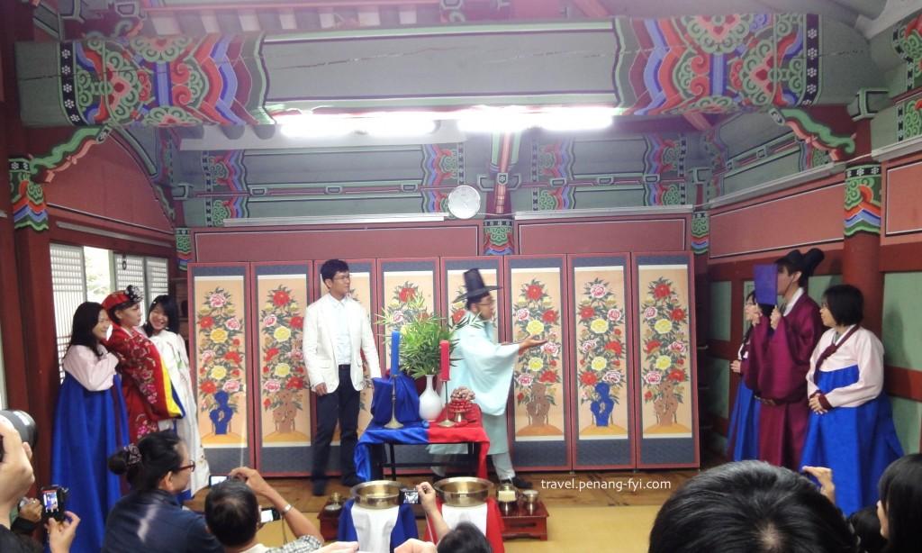 Korean Traditional Wedding Ceremony