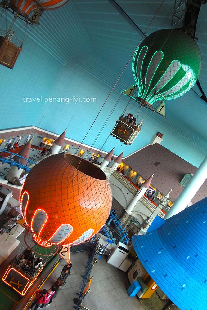 Aeronauts Balloon Ride