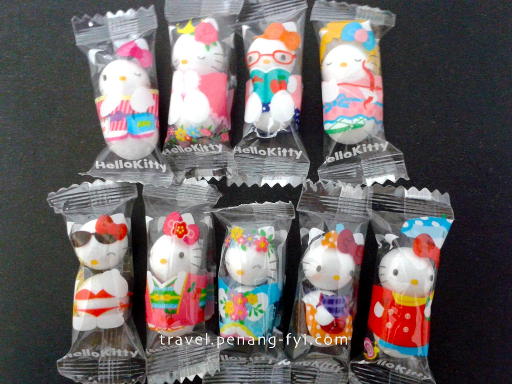 Hello Kitty Chocolate Candy