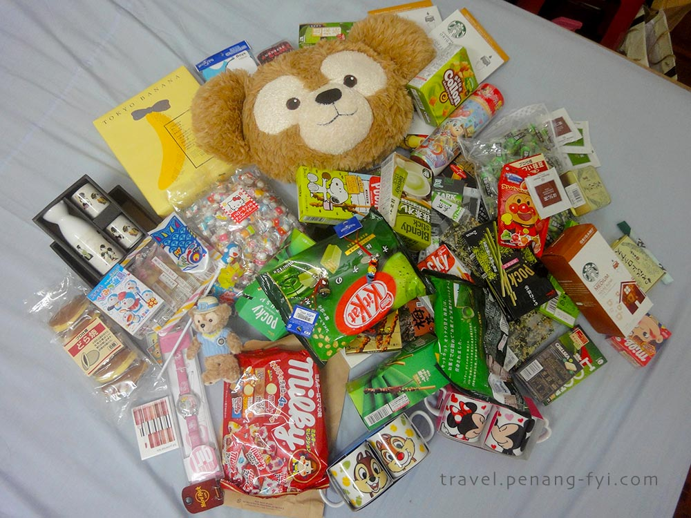 Japan Shopping And Souvenirs