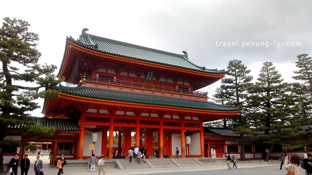 kyoto-heian-shrine