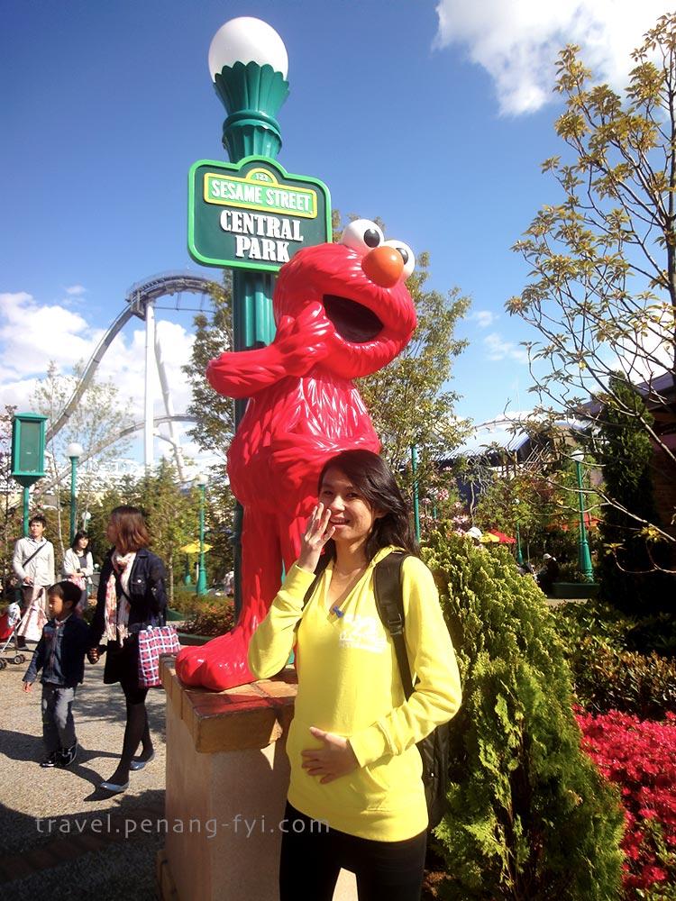 I am Elmo XD