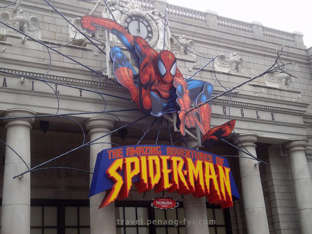 universal-studio-spiderman