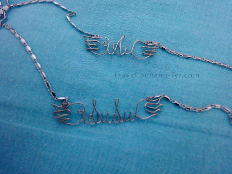 boracay-souvenir-personalised-name-necklace