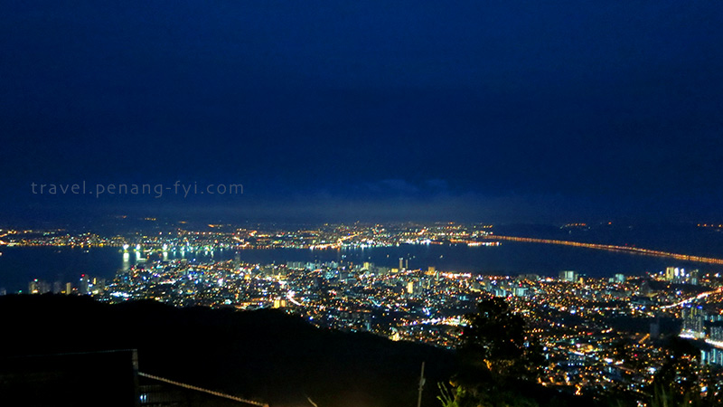 penang-hill-night