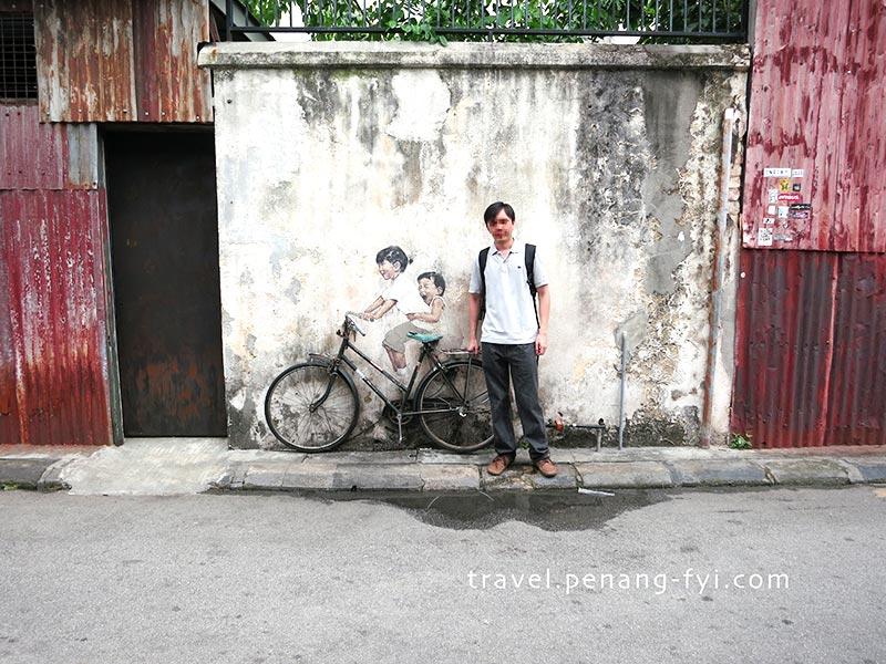 penang-wall-painting-bicycle
