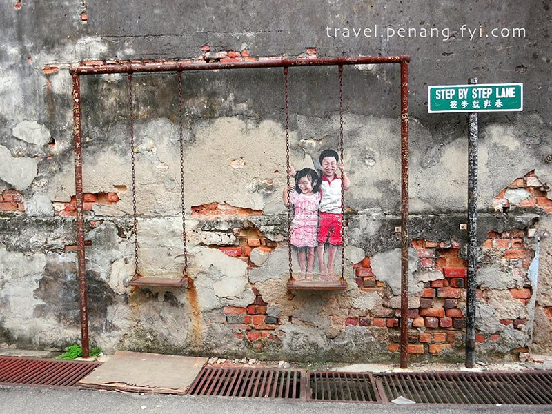 penang-wall-painting-swing