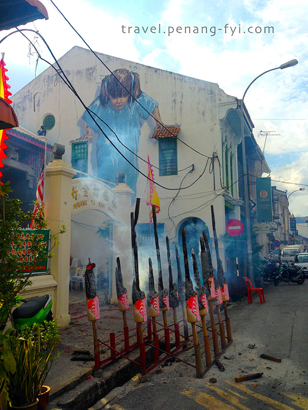 At Muntri Street