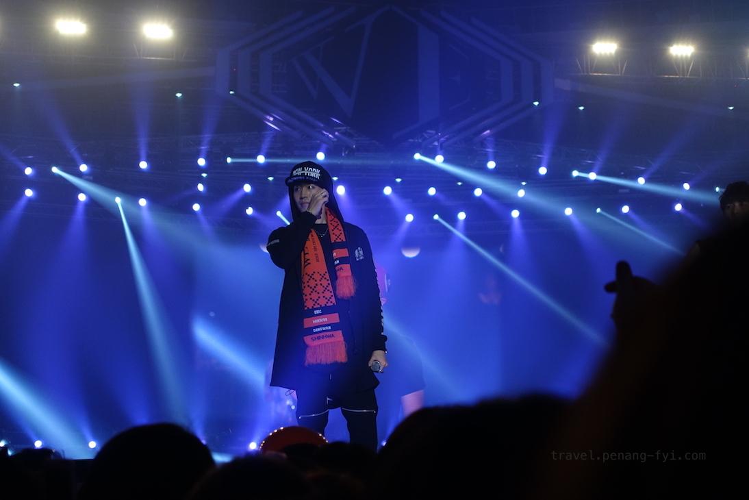 Shinhwa WE Concert 2015 - Travel Blog