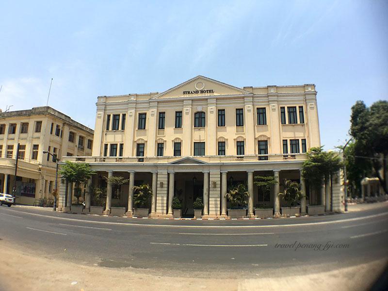 Strands Hotel