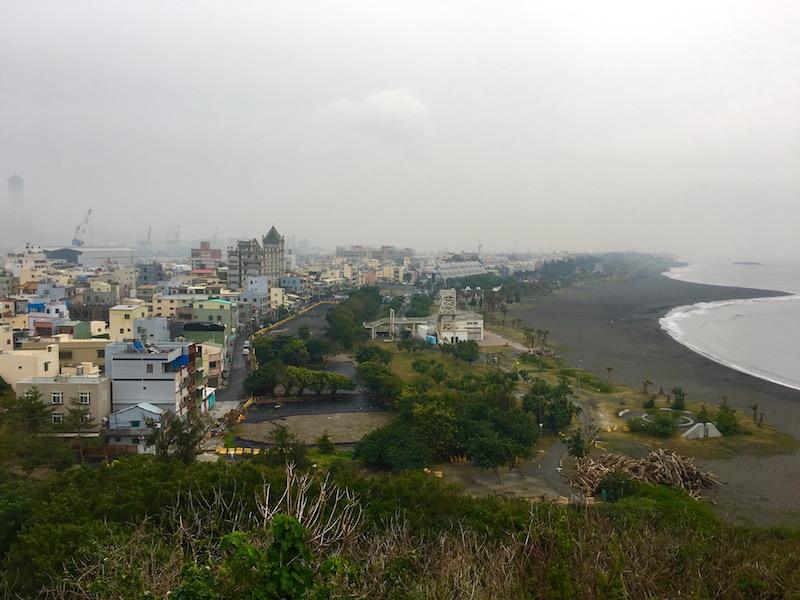 cijin-black-sand-beach