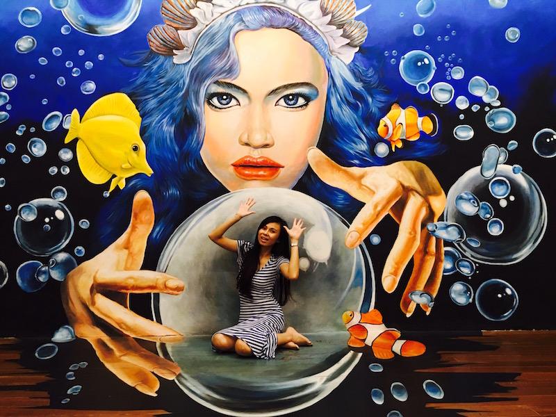 funtasy-house-Trick-Art-Museum-bubble