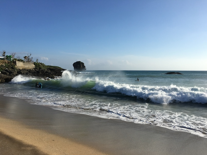kenting-beach-wave
