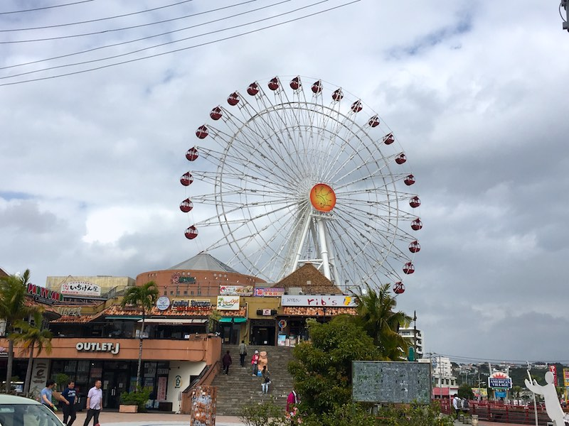 american-village-ferris-wheel