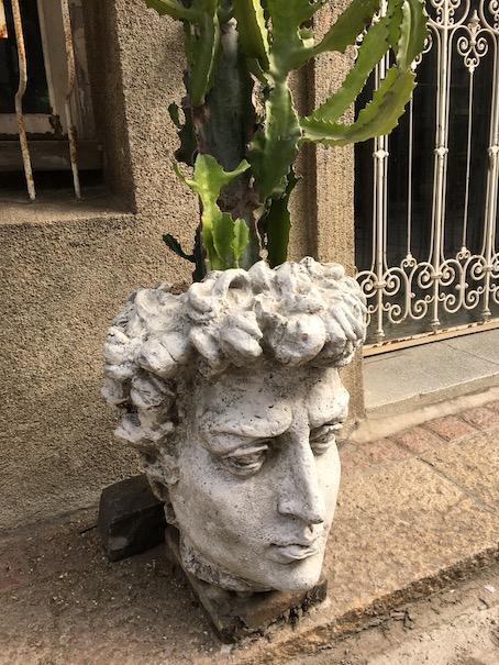 shennong-street-human-head-flower-pot